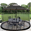 7.5' Umbrella Table Screen - As Seen On TV | As Seen On TV