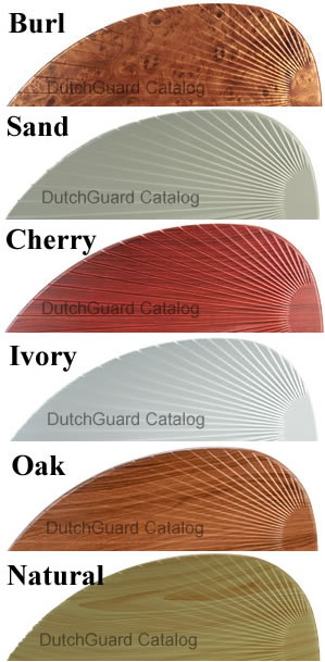 Palm Leaf Fan Blades Come in 6 Colors