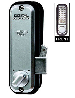Sliding Glass Door Digital Door Lock Deadbolt Security Buy It Now